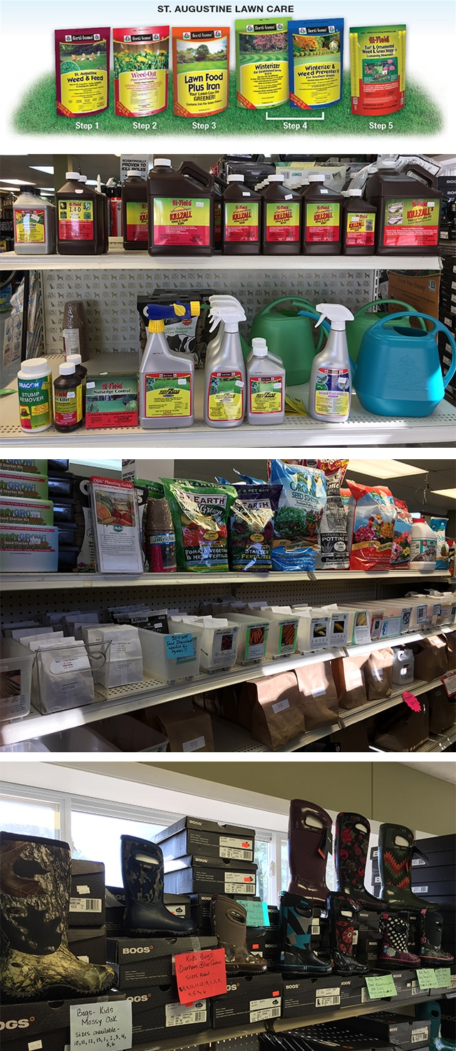 Lawn garden richmond 39 s feed pet gifts for Richmond home and garden show 2017